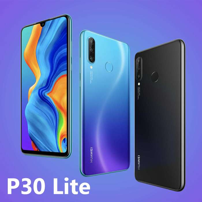 Celular Huawei P30 Lite Nuevo