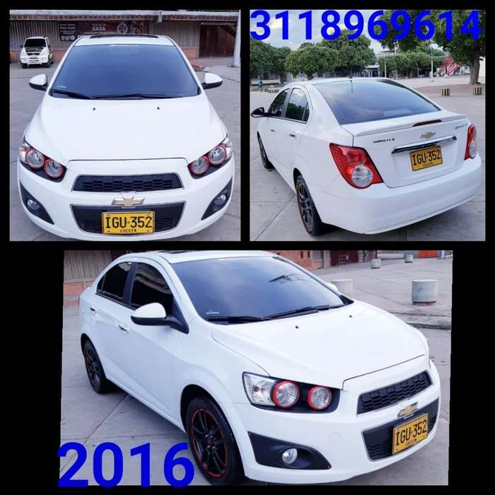 Chevrolet Sonic 2016 - 47500 km