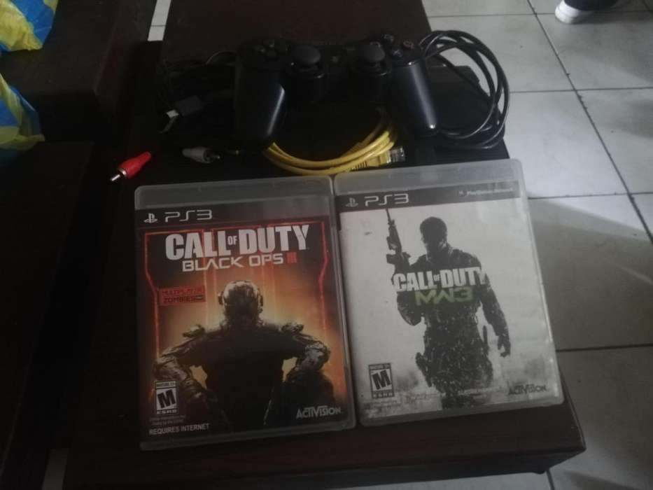 Vendo Ps3 Super Slim de 500gb Negociable