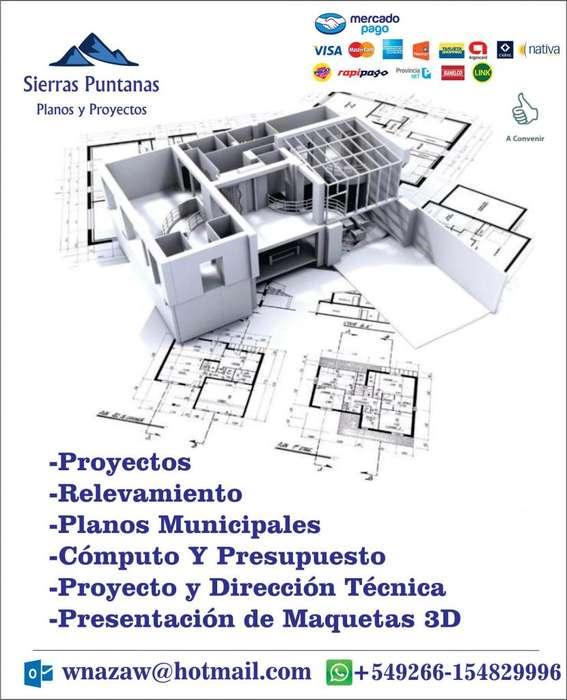 Planos Y Proyectos