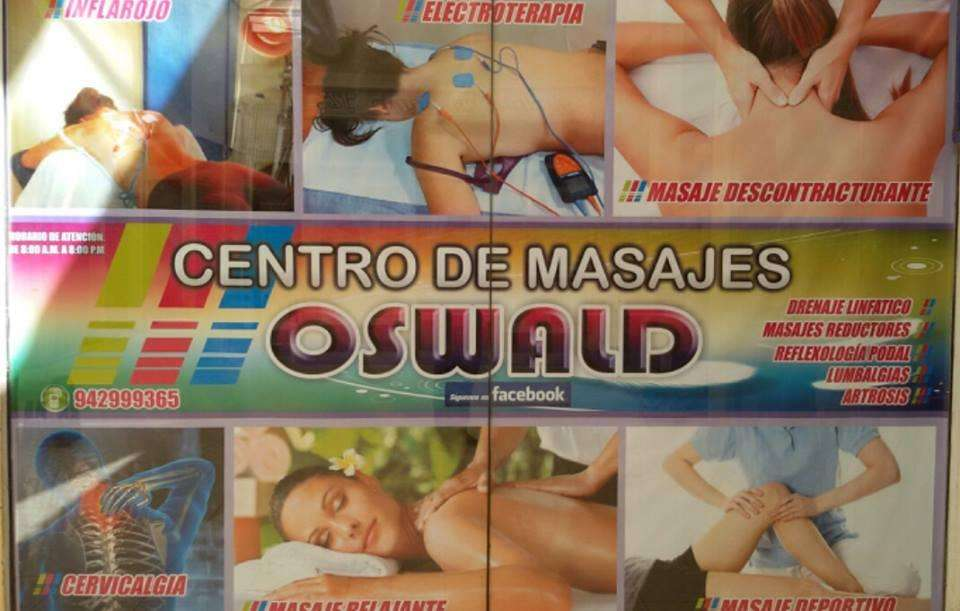 Centro de Masajes Oswald