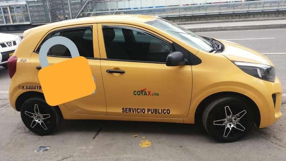 Taxi Kia Picanto Listo para Trabajar en Cota y alrededores