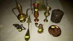 Antigüedades Cobre, Bronce Y Plata