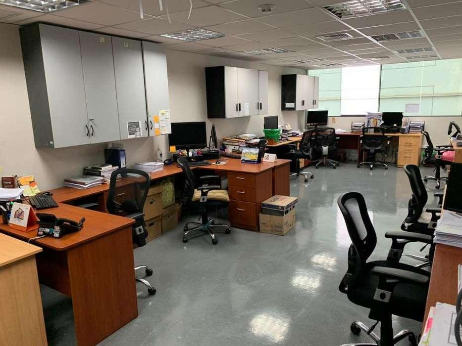 Venta de oficinas implementadas, entrega inmediata, áreas desde 55 hasta 116 m2