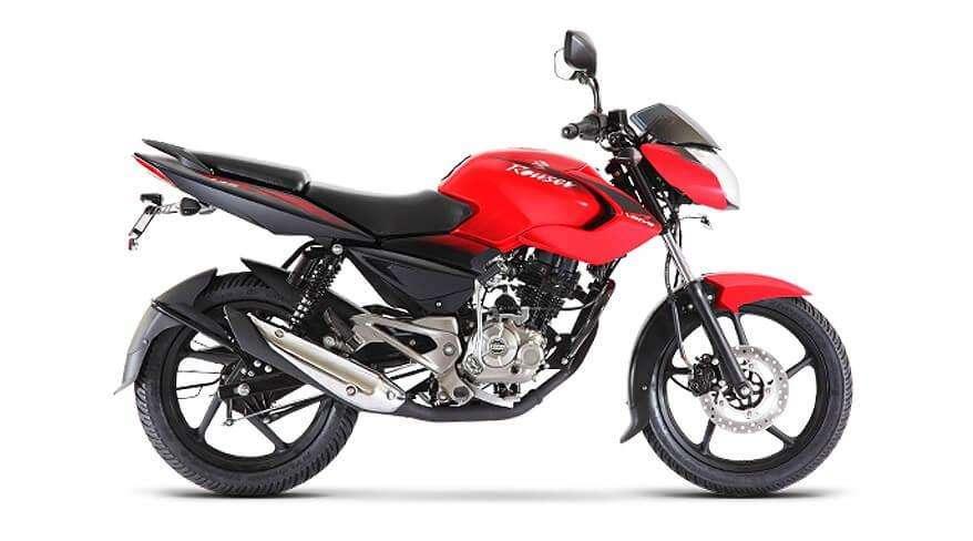 <strong>moto</strong> Bajaj Rouser 135
