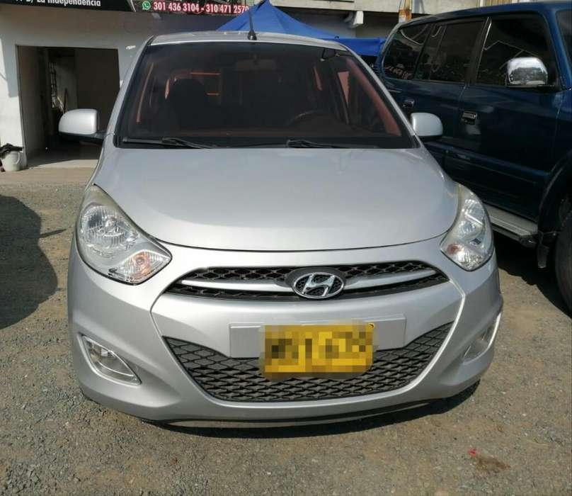 Hyundai i10 2013 - 65000 km