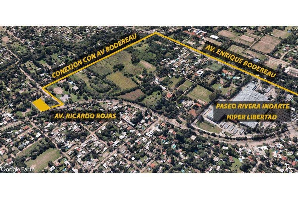 TERRENO-1350 m2-villa Rivera Indarte-CBA- ALQUILER