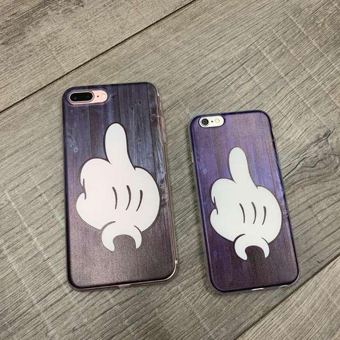 Forros Estuches Carcasas para iPhone