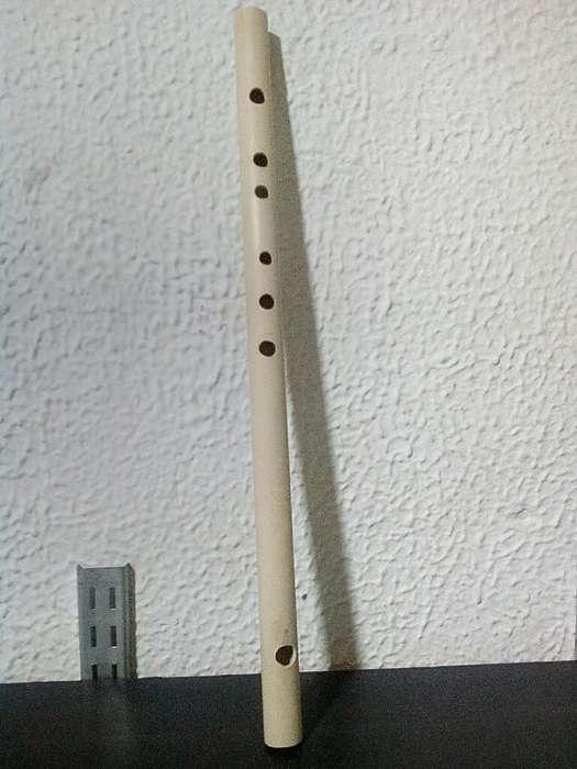 Flauta Traversa Hecha a Mano