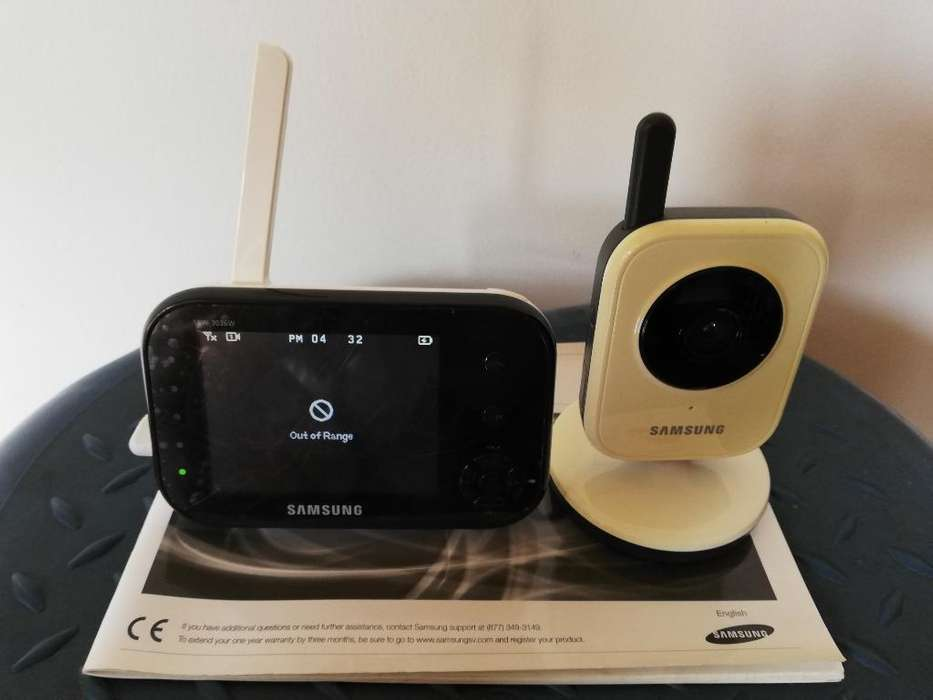 Monitor Bebé Samsung