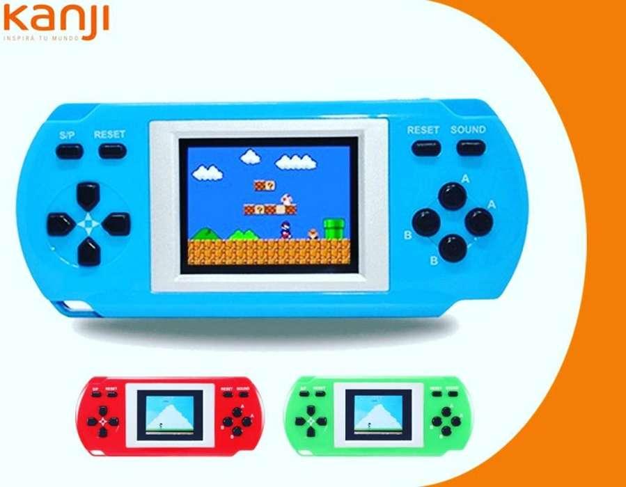 Consola de Juegos Kanji 288 Juegos Led