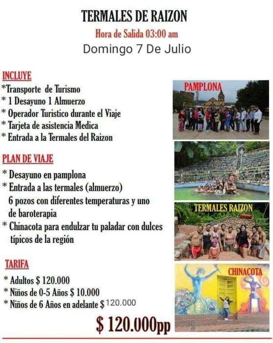 Juank Tours Salida 7 de Julio