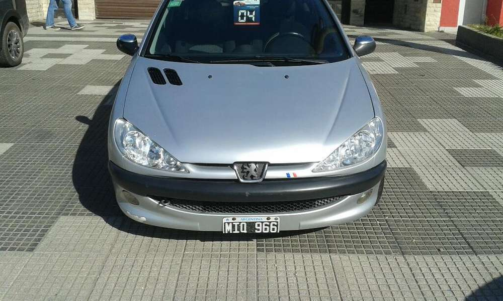 Peugeot 206 2004 - 140000 km