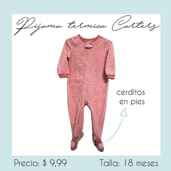 Pijama térmica Carters