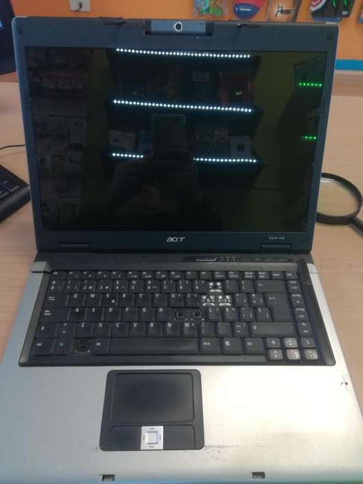 NOTEBOOK ACER ASPIRE 5100 SERIES BL 51 PARA REPUESTOS