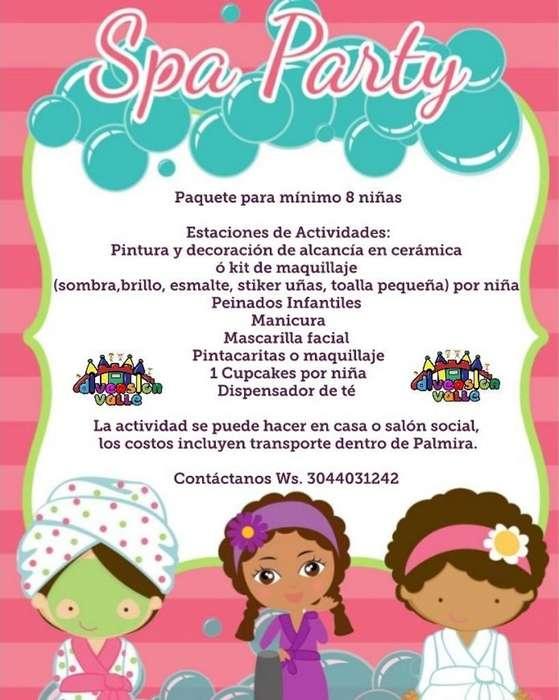 Fiesta Spa Infantil