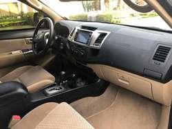 Toyota Fortuner Blindado