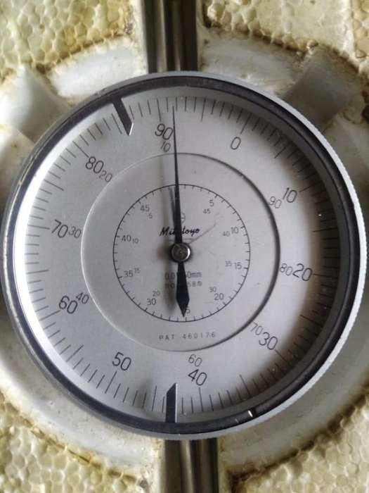 Reloj Comparador Mitutoyo 3058e