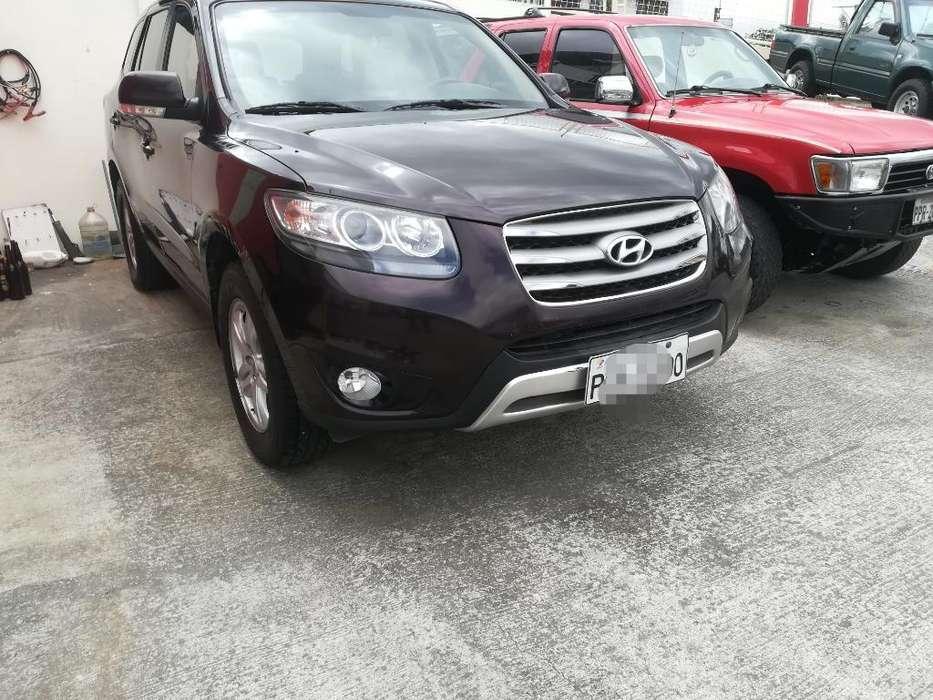 Hyundai Santa Fe 2012 - 140000 km