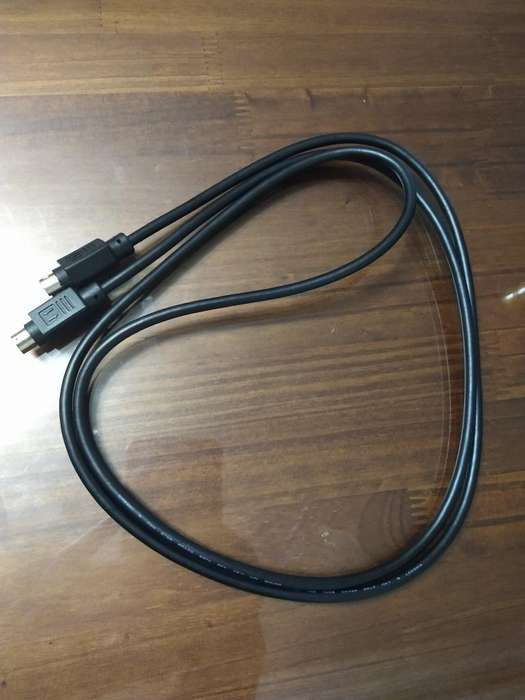 Cable S-video (supervideo) 1,5m