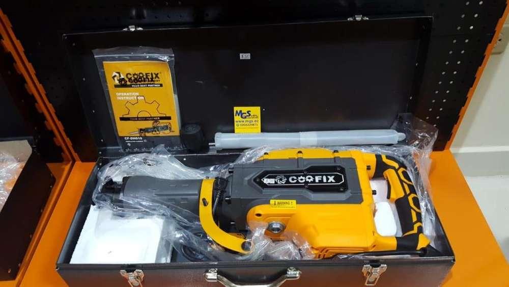 Demoledor Industrial 1800w 110v Marca Coofix Modelo Cfdh010