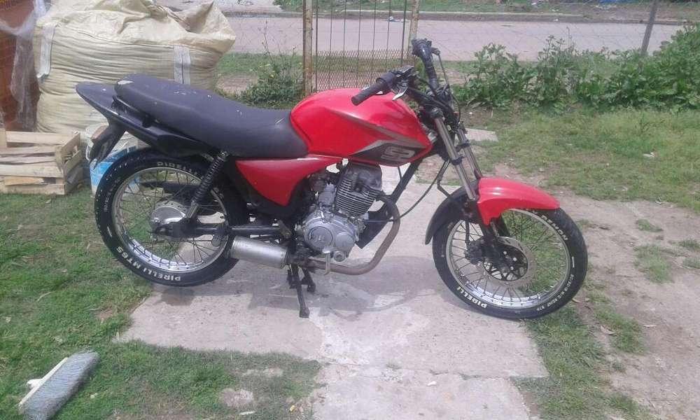 Motomel 150 Cc 2012 de Color Roja