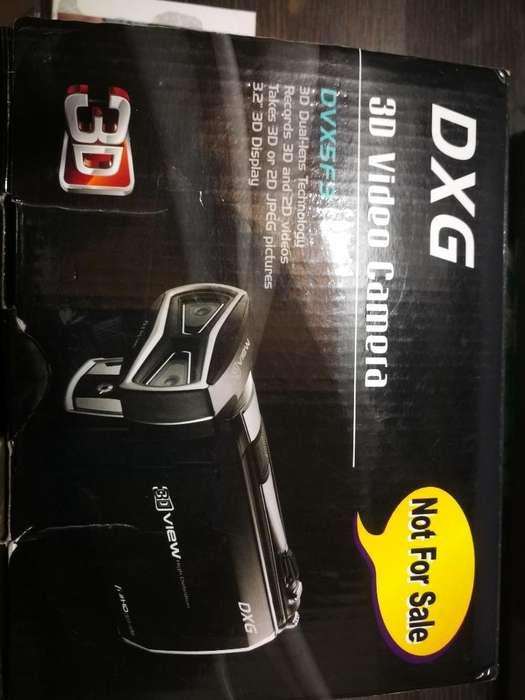 Video Cámara 3d Y 2d Dvx5f9