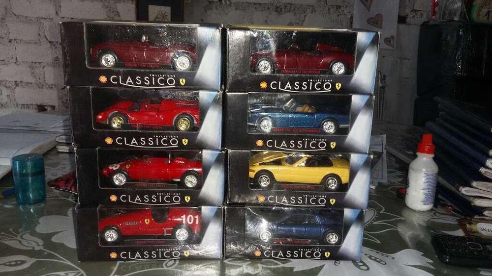 Vendo Colección Ferrari