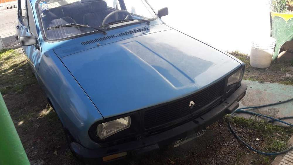 <strong>renault</strong> R12 1989 - 111111 km