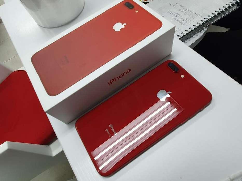 iPhone 8 Plus Rojo Usado
