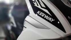 KEEWAY TARGET 125 0KM