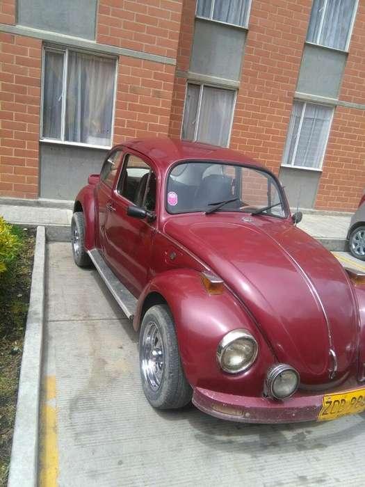 Volkswagen Escarabajo 1960 - 48000 km