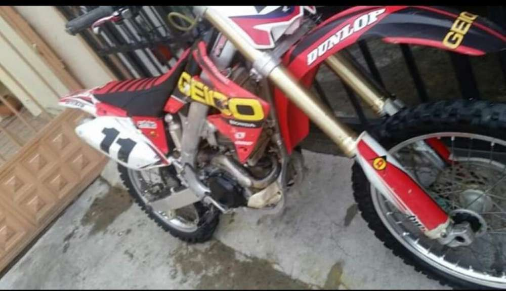 <strong>honda</strong> Crfr 450cc 2007