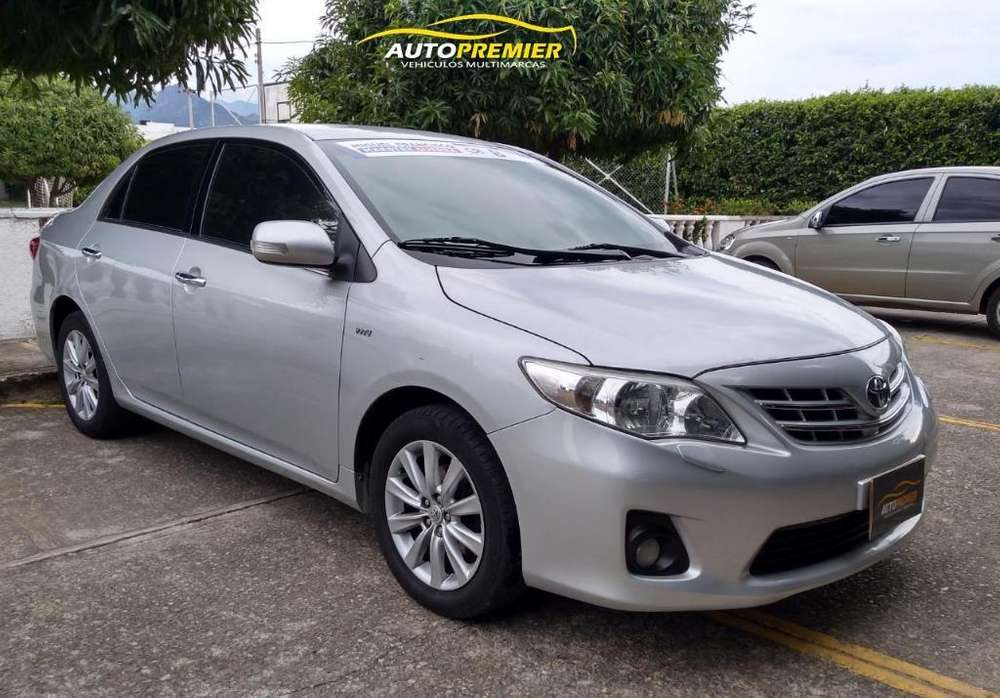 Toyota Corolla 2013 - 84000 km