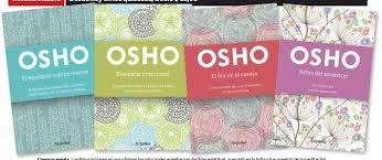 OSHO libros de colección NUEVOS!!!! IMPECABLES!!!!