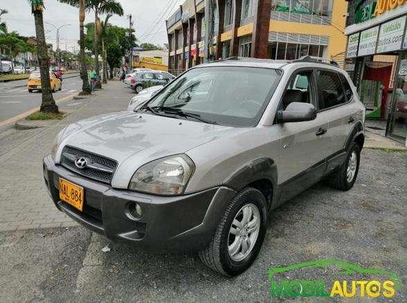 Hyundai Tucson 2006 - 245000 km