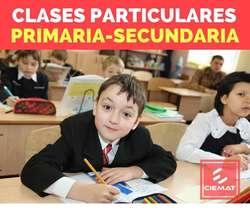 CLASES PARTICULARES A DOMICILIO.