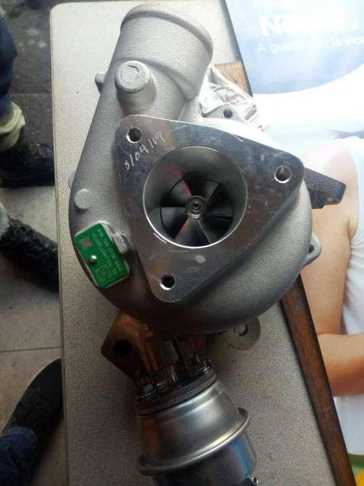 turbo motor alimentador mahindra