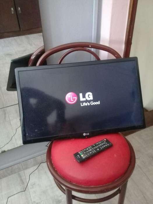 Tv Led 24' con Control Remoto Lg