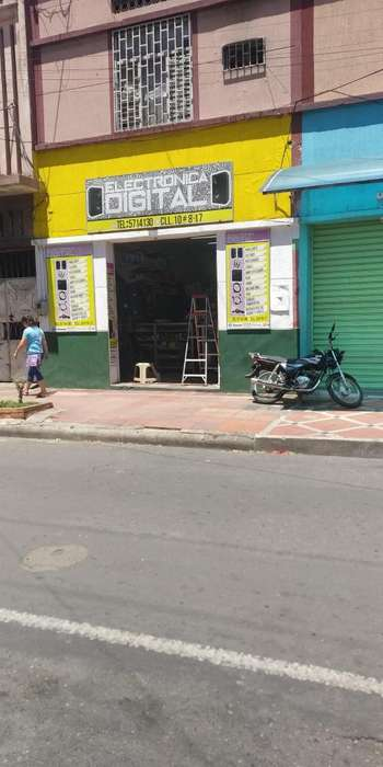 <strong>local</strong> COMERCIAL CON DEPOSITO 2 PISO