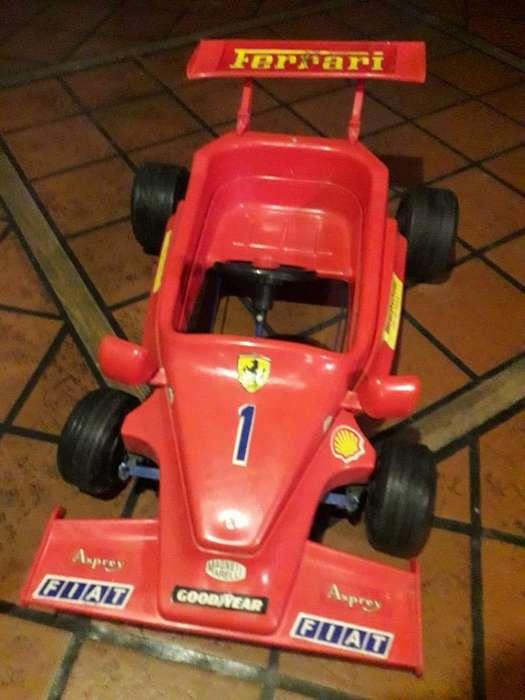 Karting a Pedal, Ferrari para Niño