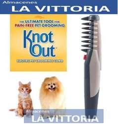 Desenredador para pelo de mascotas