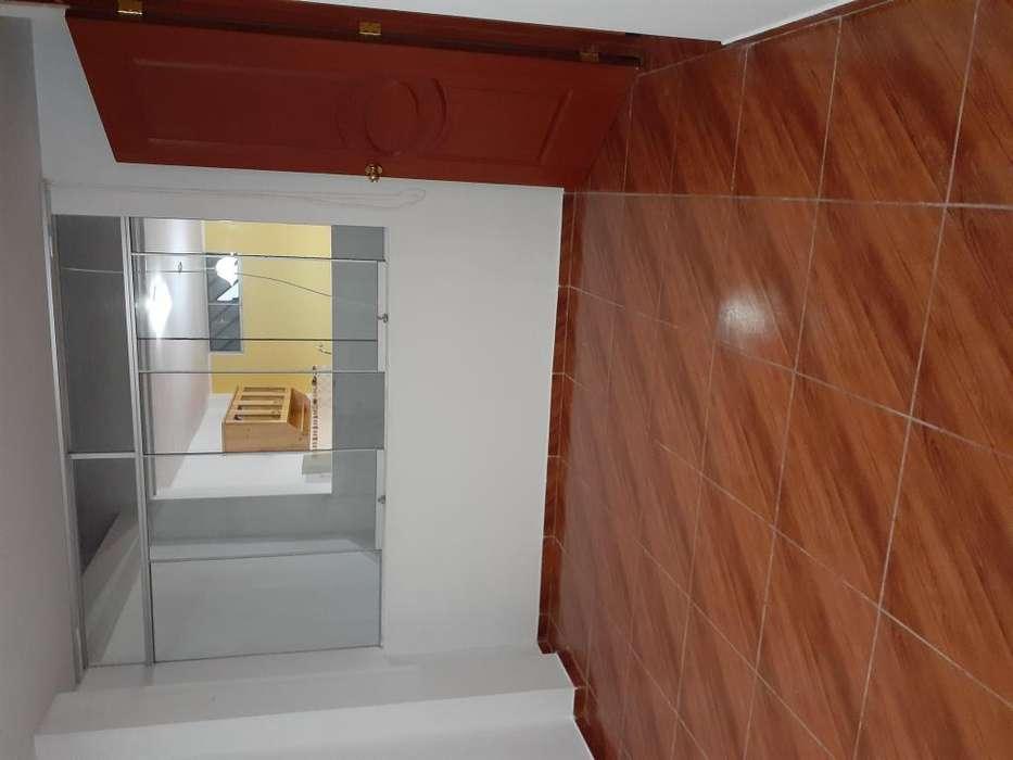 Alquiler departamento x urb villaflores x mercado unicachi 750