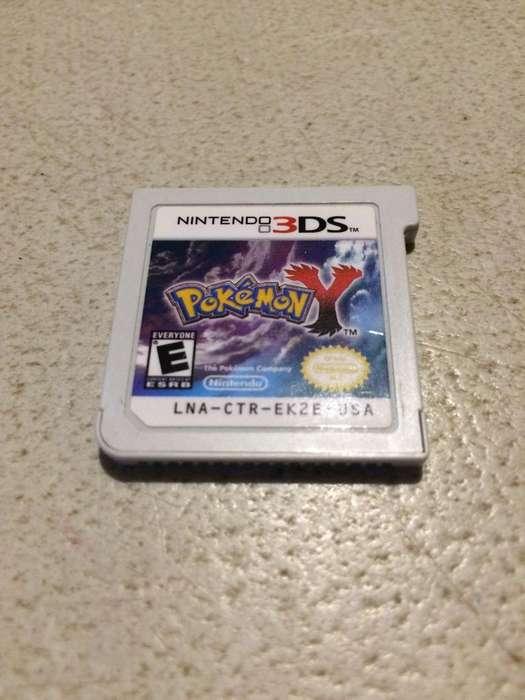 Juego para Nintendo 3Ds Pokemon Y