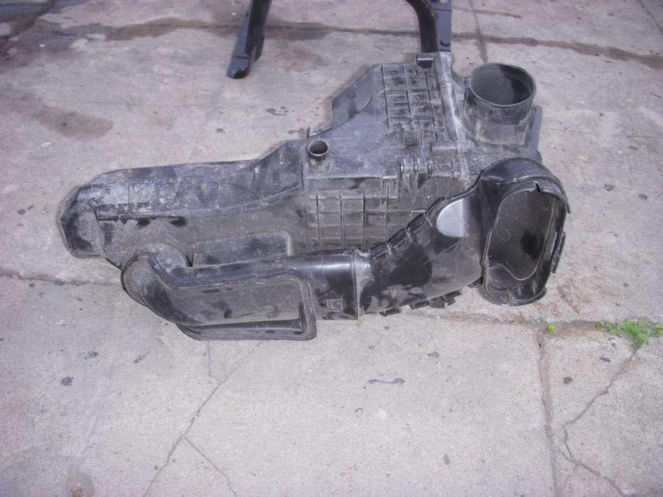 repuesto ford, porta filtro de aire original ford fiesta usado sin detalles