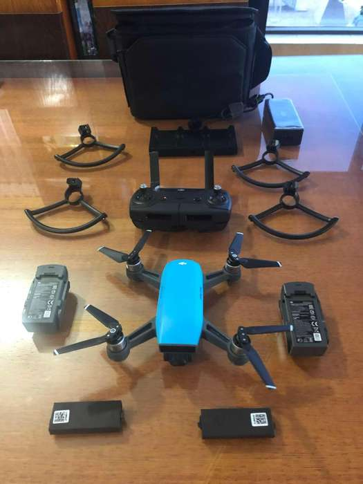 DJI Spark Combo more fly .