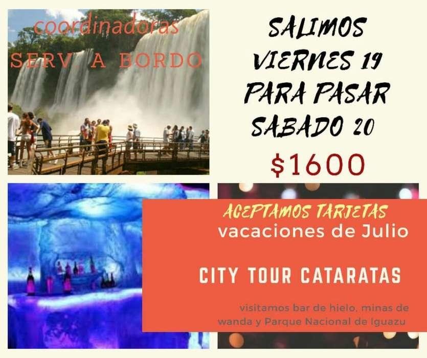 Tours a Cataratas