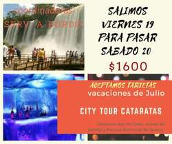 Tours a Cataratas