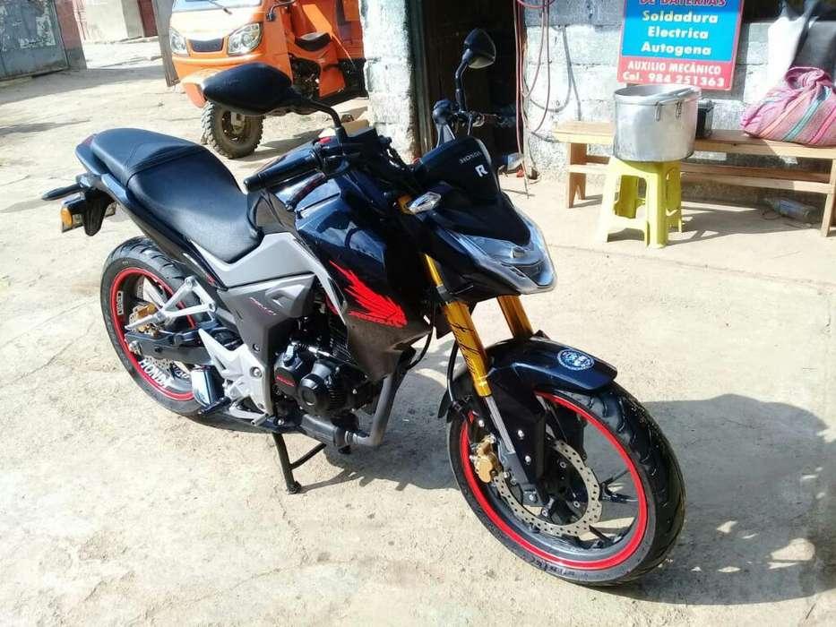 Vendo Mi Cbr 190 <strong>honda</strong> Semi Nuevo 3015km