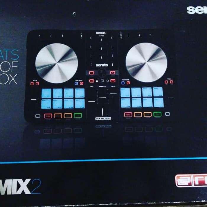 Controladora PIONNER DJ - BEATMIX 2 [600.000]